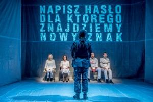 Scena Robocza, Nie mów nikomu reż. Adam Ziajski. Fot. Maciej Zakrzewski.