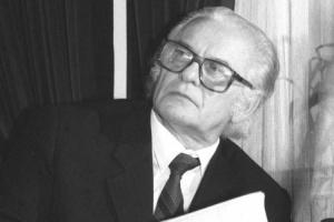 Tadeusz Łomnicki. Fot. A. Rybczyński – PAP